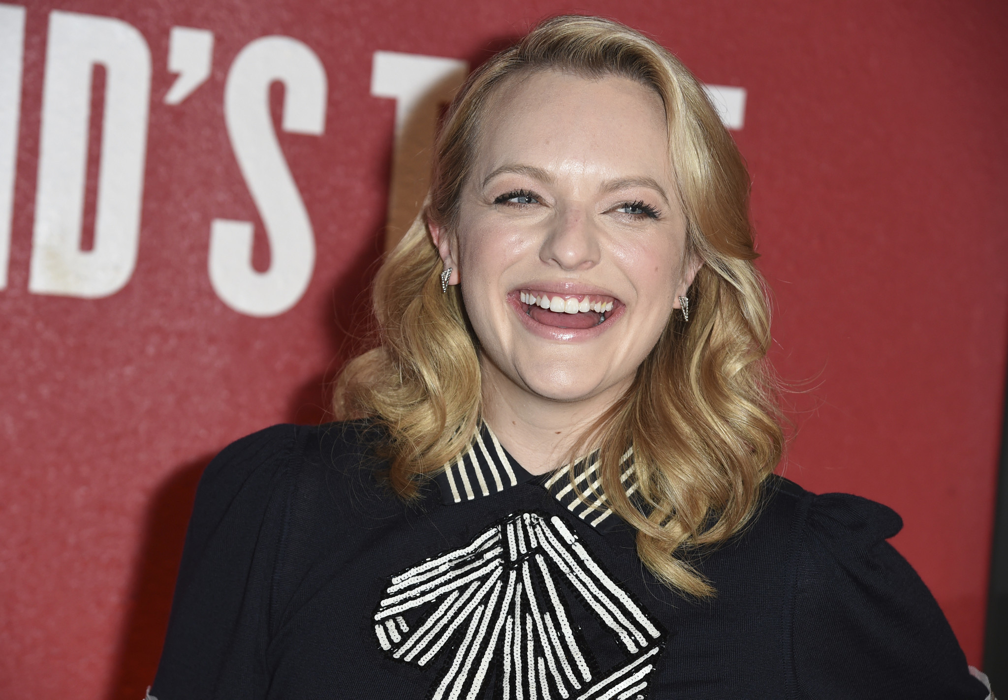Elisabeth Moss defends Scientology after fan compares it to Gilead