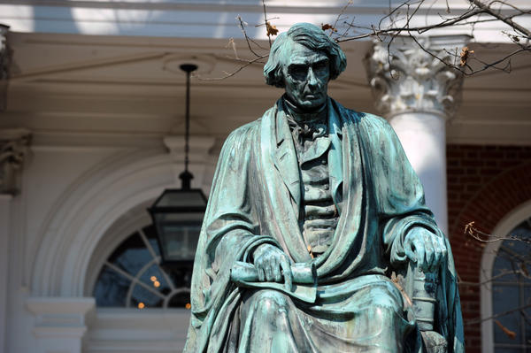 Maryland State House Trust votes to remove Taney statue