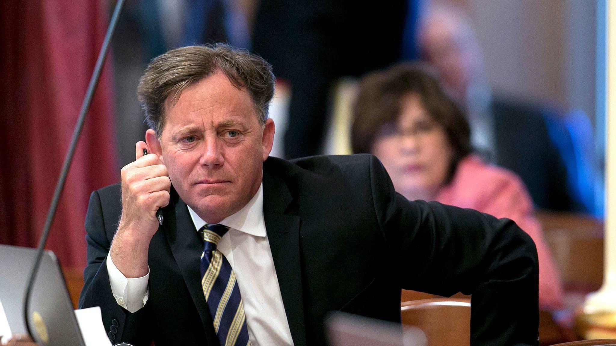 State Sen. Josh Newman (Rich Pedroncelli / Associated Press)