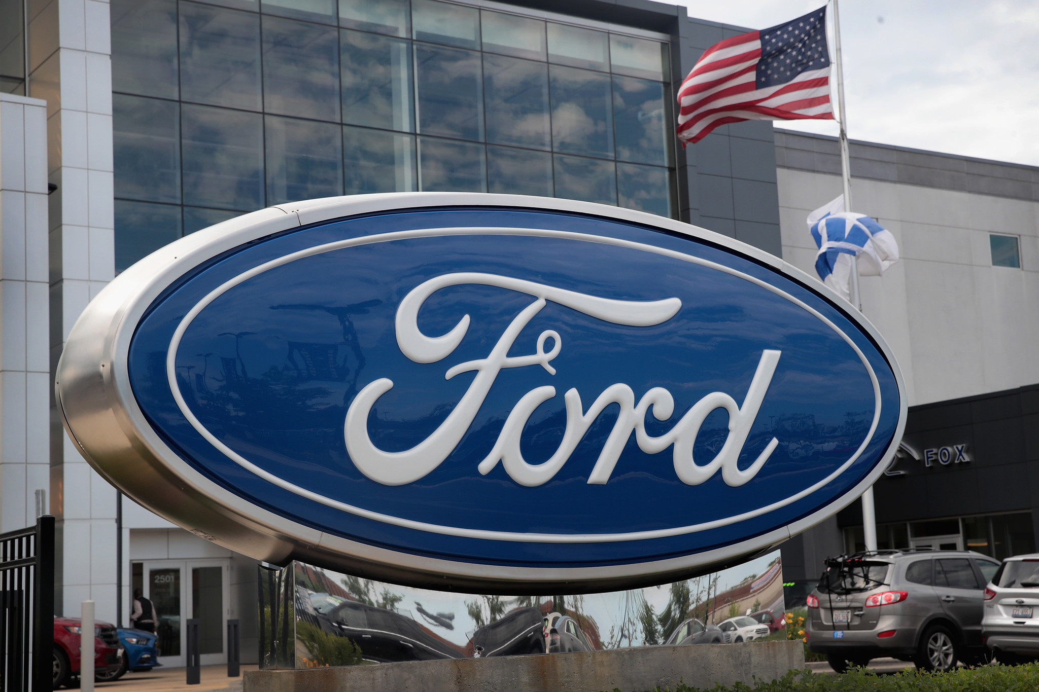 ford settles sexual racial harassment claims at chicago