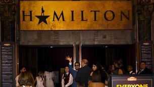 'Hamilton' opens at Pantages Theatre