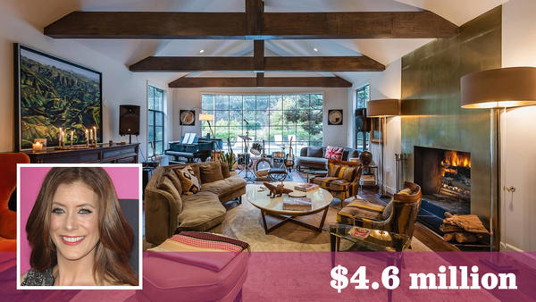 Kate Walsh's Encino house sells for well over the asking price