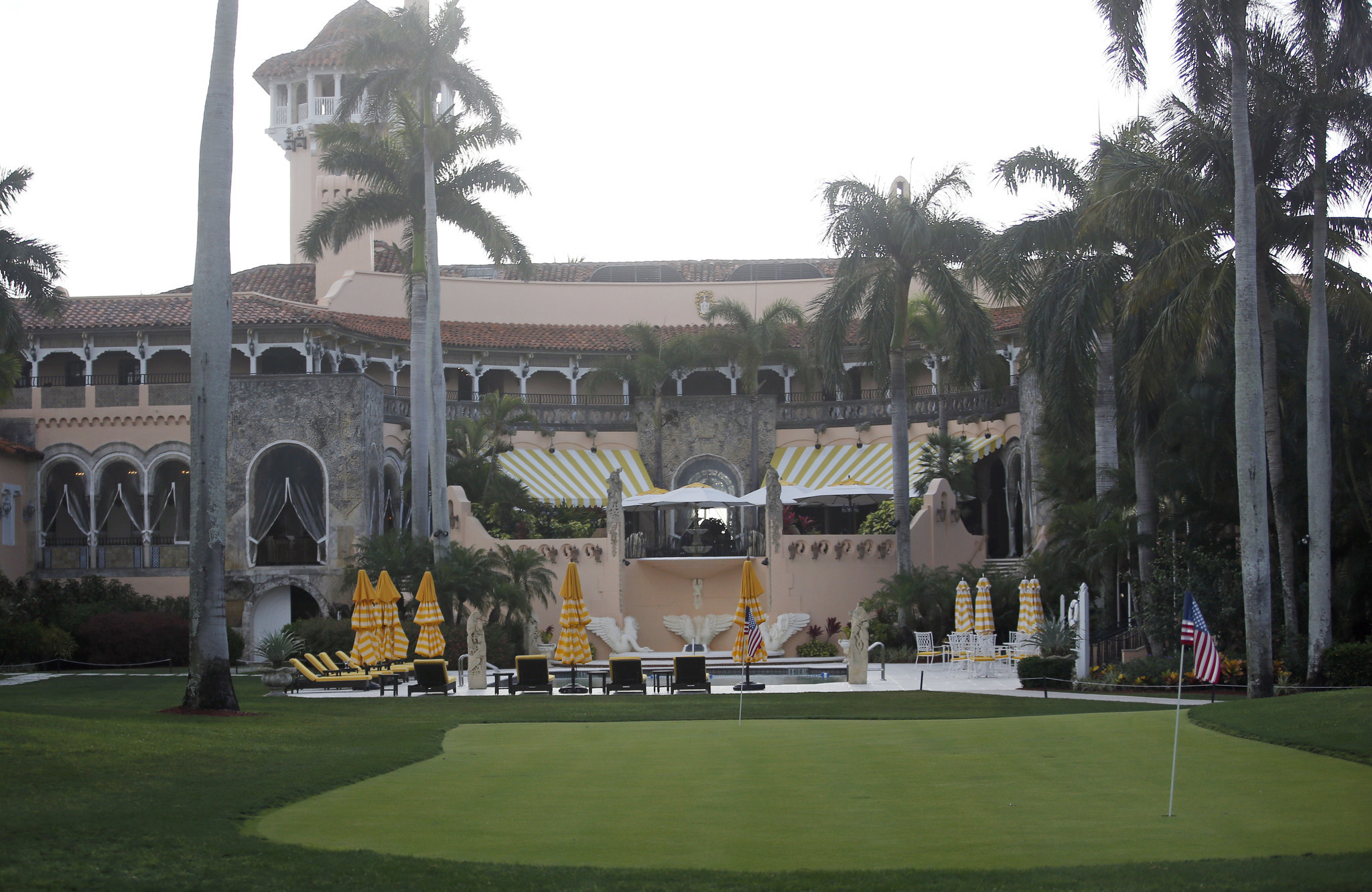 Charity fundraisers canceled at Mar-a-Lago after Trump's Charlottesville remarks
