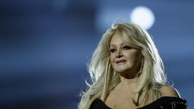 Bonnie Tyler to sing 'Total Eclipse of the Heart' hit during eclipse