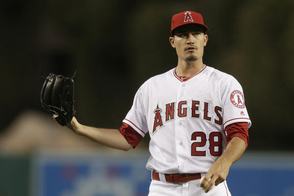 Andrew Heaney expected to start for Angels on Friday