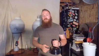 Friday's the last day to cheer on two area home-brewers in Sam Adams contest
