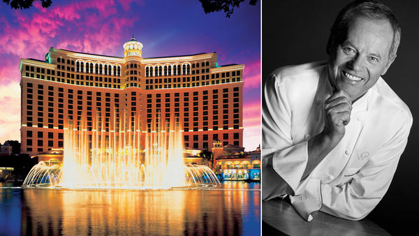 Wolfgang Puck is opening a Spago at the Bellagio in Las Vegas