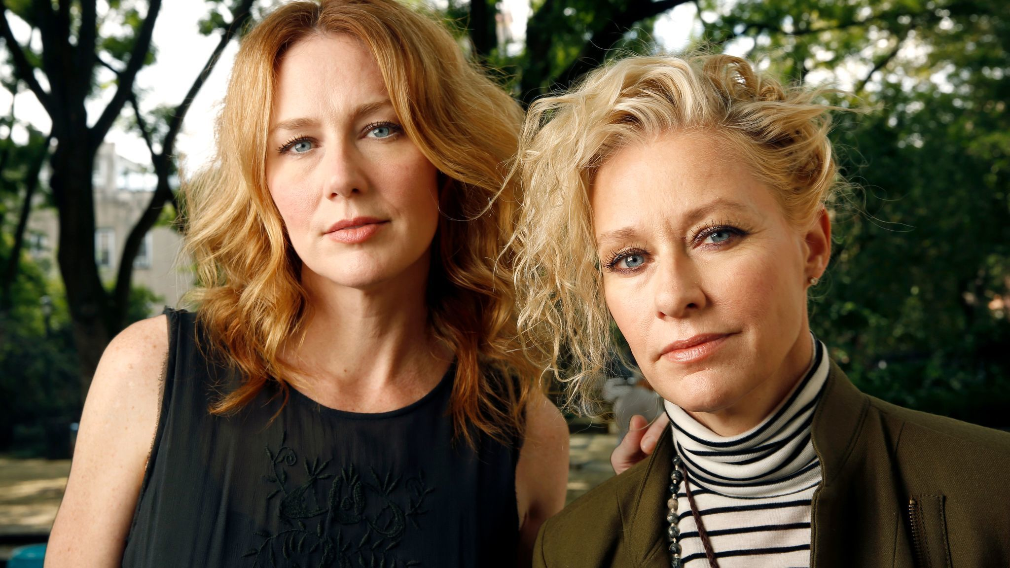 Sisters Shelby Lynne, Allison Moorer team for first duet project, 'Not Dark Yet'