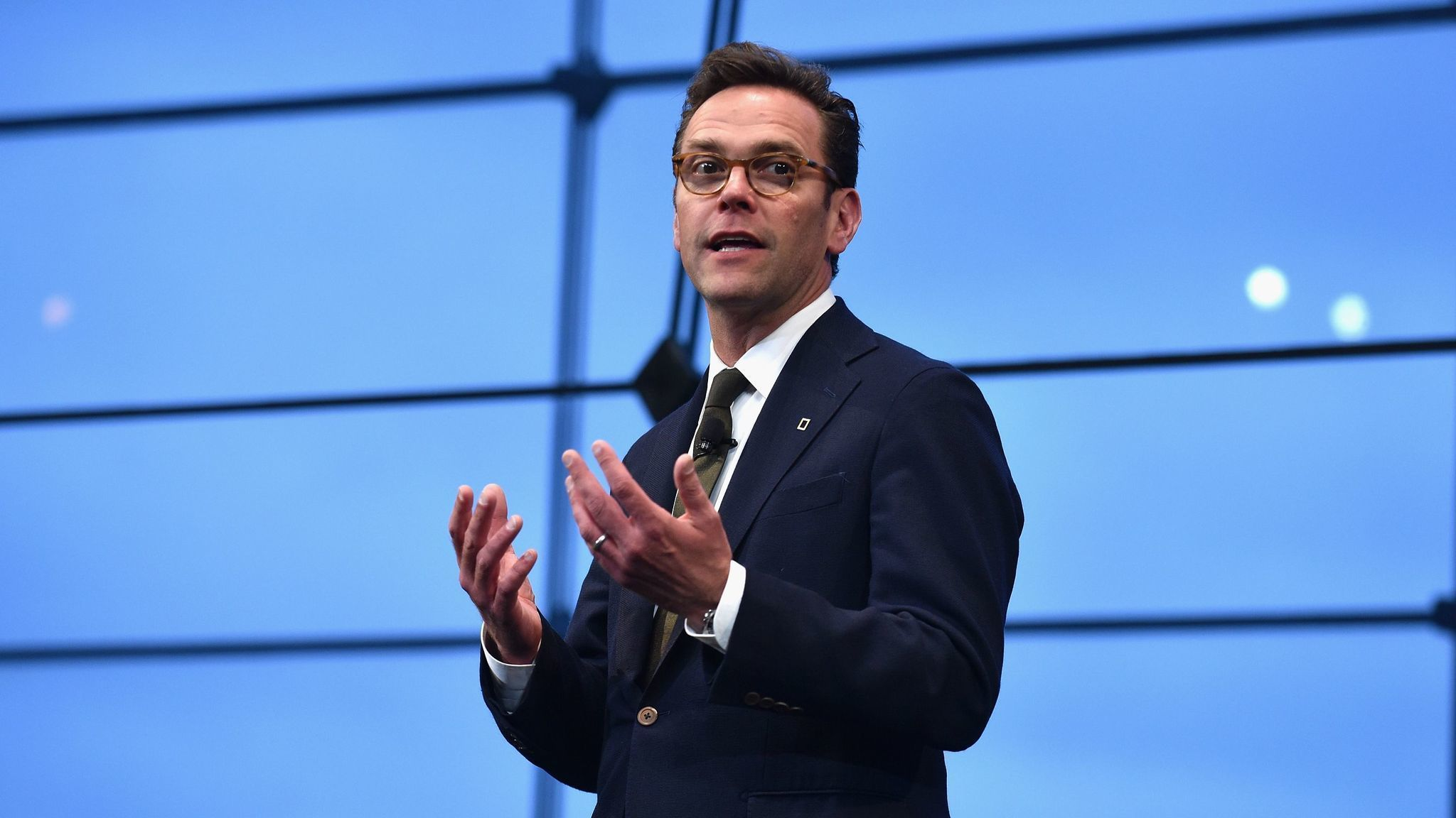 Fox CEO James Murdoch criticizes Trump over response to Charlottesville