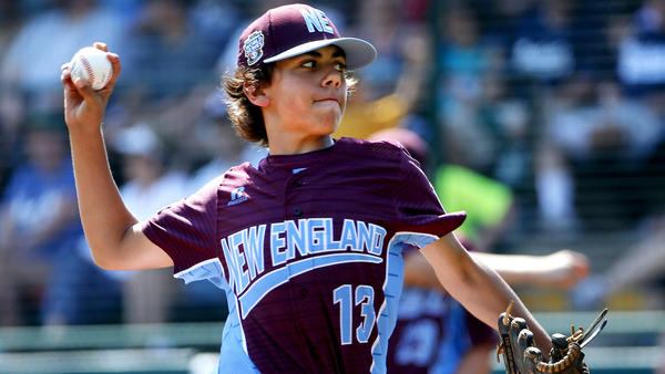 Fairfield, Conn., pitcher steps up in key situation at Little League World Series