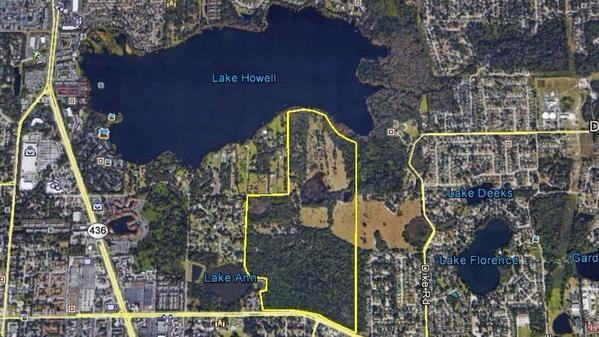 More than 700 homes to be built on 200+ acres of land next to Lake Howell in Seminole County