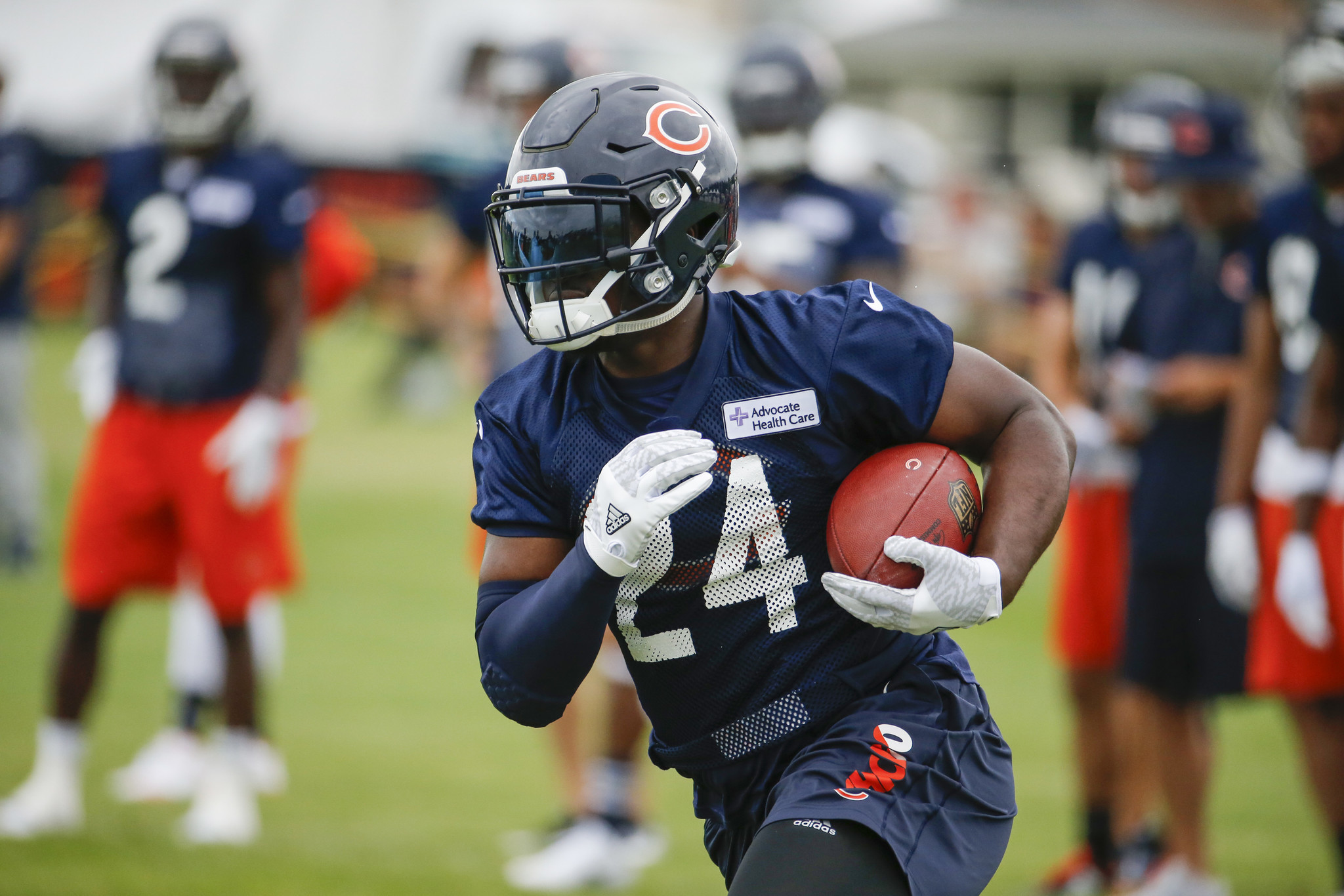 jordan howard injury