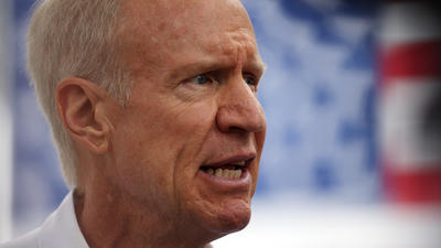 Rauner vetoes bills on spending transparency, home health care worker OT