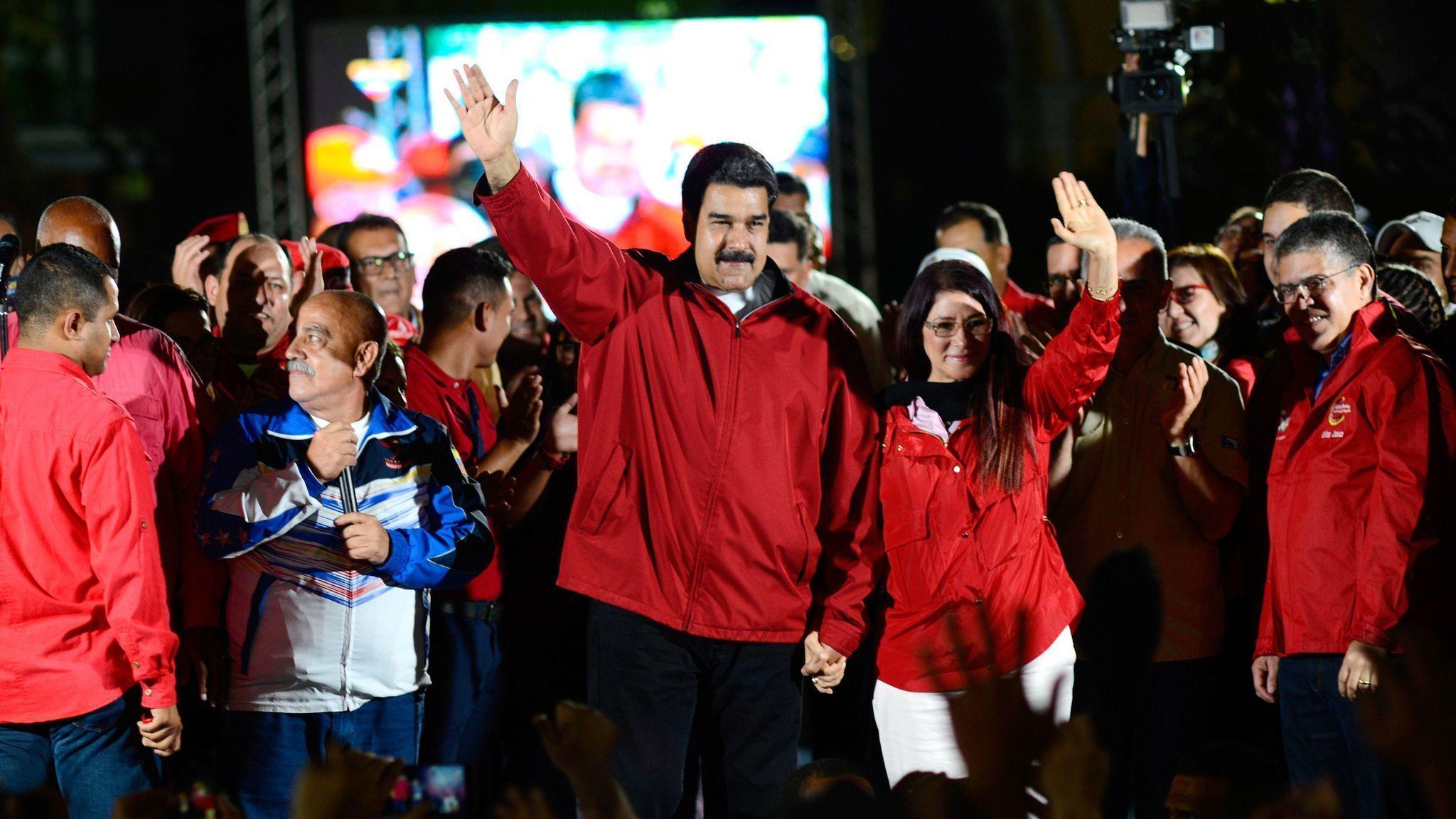 Venezuela's political crisis deepens as its legislature is essentially dissolved