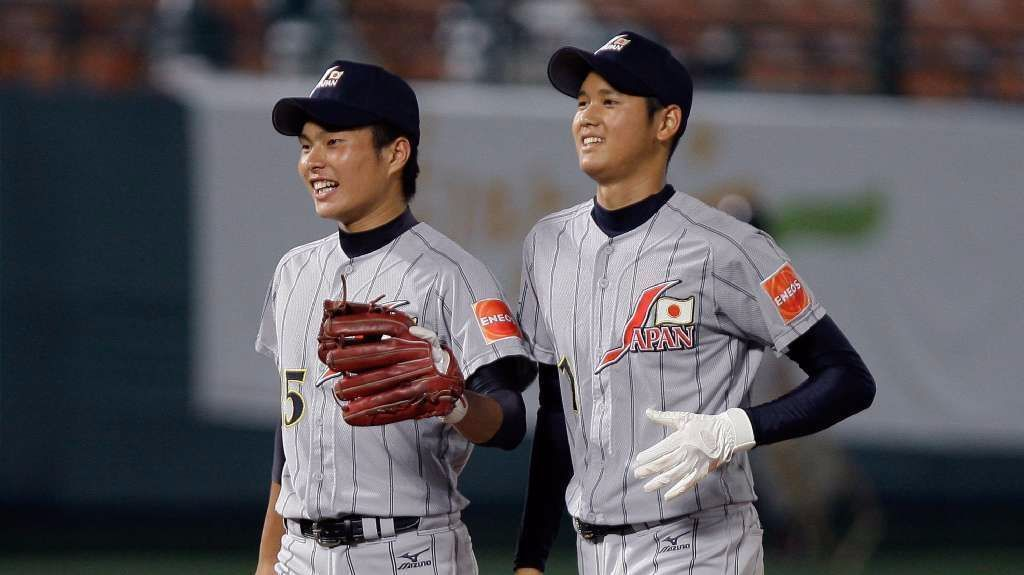 Dodgers put eyes on next Japanese phenom: Shohei Ohtani