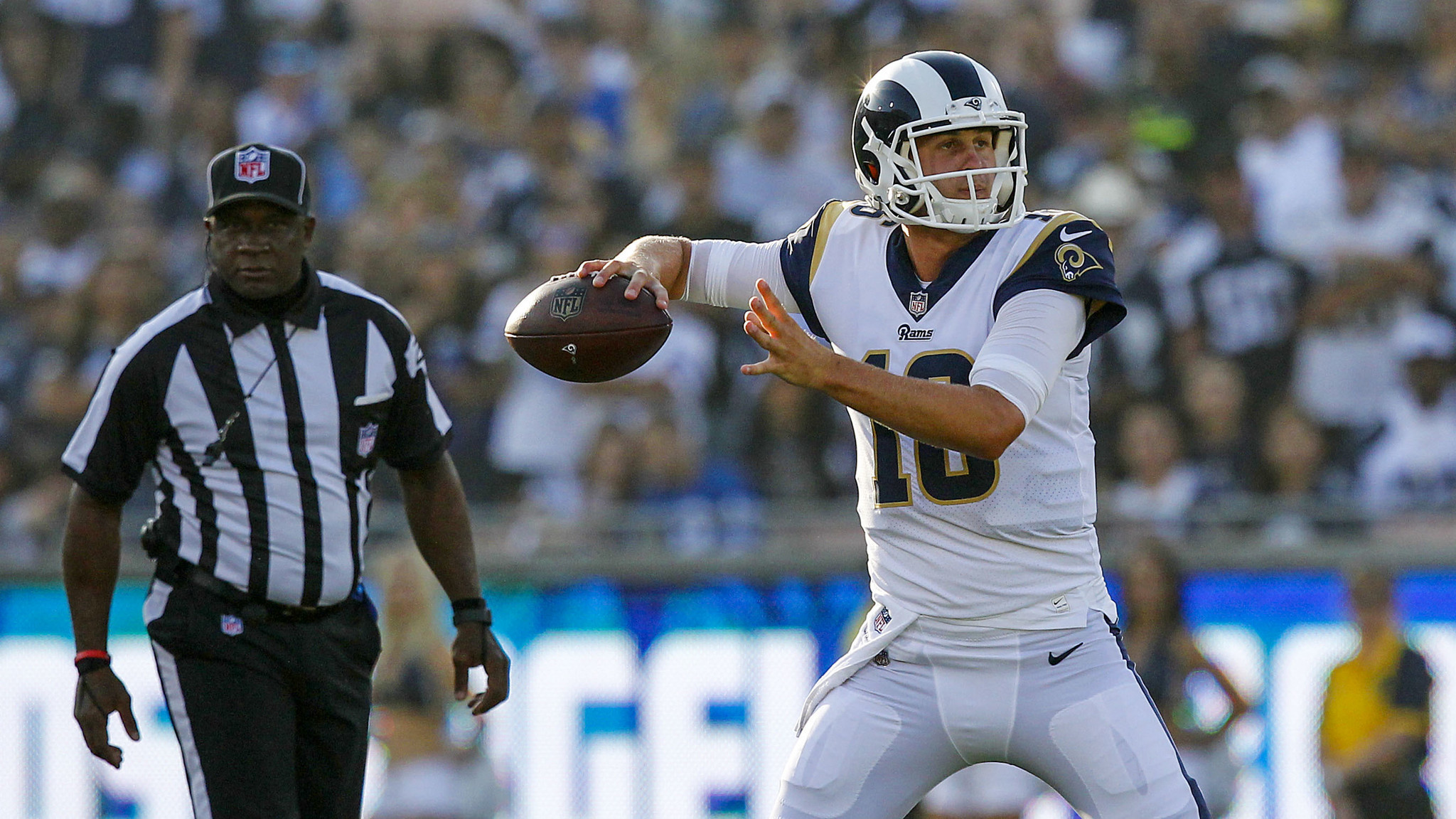 Jared Goff Finally Will Get To Play In Front Of Hometown