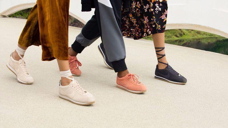 Super L.A. designer Andrea Lieberman reinvents Nike's classic Cortez  TN69