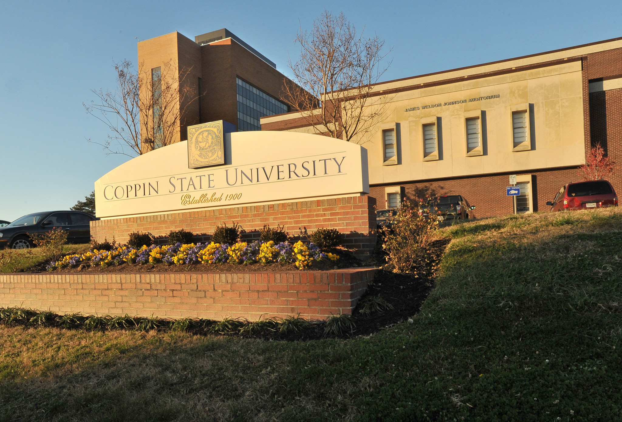 coppin state to offer free tuition to city students graduating from bccc baltimore sun. Black Bedroom Furniture Sets. Home Design Ideas