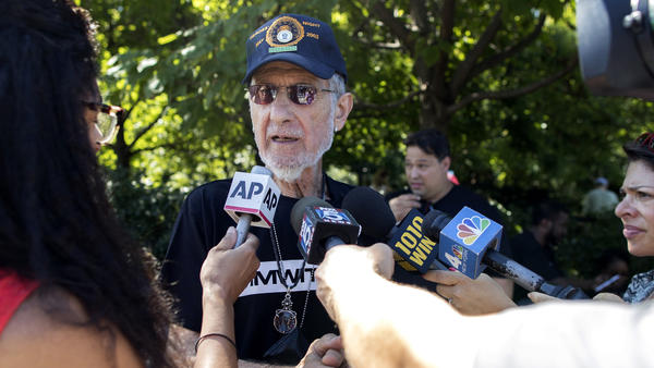 Frank Serpico joins New York police group supporting Colin Kaepernick