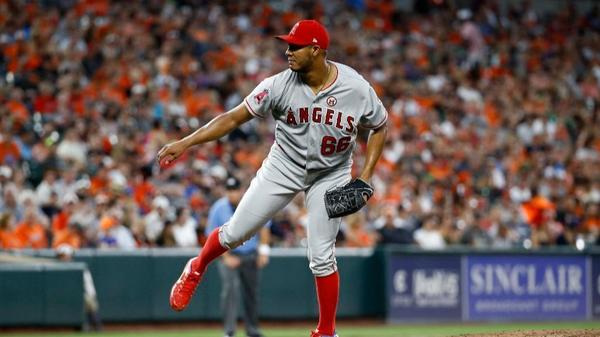 Angels give it their best shots in 5-1 victory over Orioles