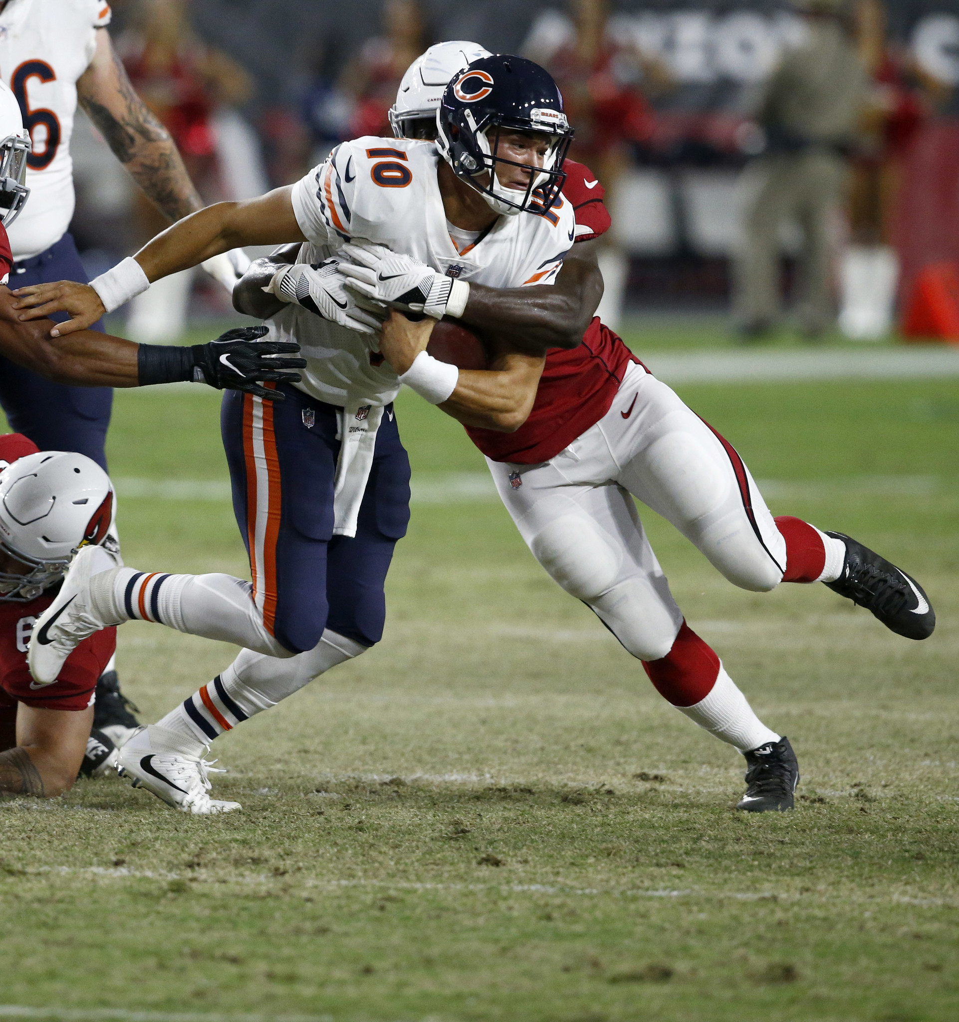 Ct-mitch-trubisky-bears-second-exhibition-20170820