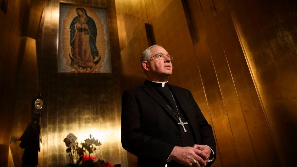 'Racism and nationalism rooted in fear,' L.A. archbishop says after Charlottesville violence