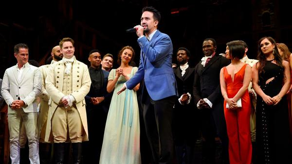 'Hamilton' in L.A.: Think of the touring show as a remix of the Broadway smash