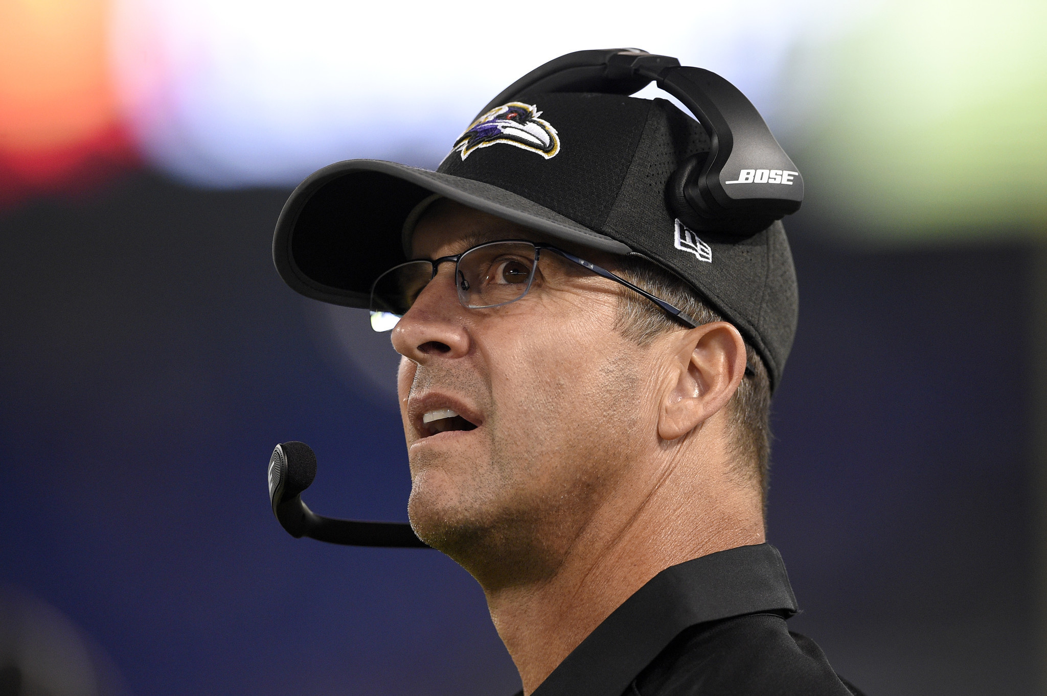 Image result for john harbaugh