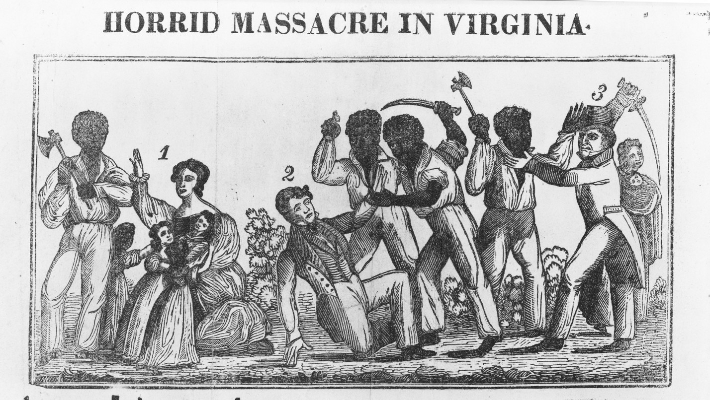 nat turner rebellion A wood engraving of the capture of nat turner nathaniel nat turner (october 2, 1800 – november 11, 1831) was an american slave and christian preacher  he believed god gave him visions.