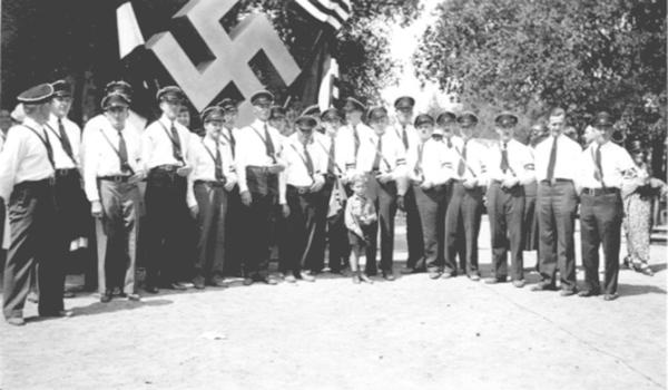 An L.A. County community grapples with its Nazi past — through words, not violence