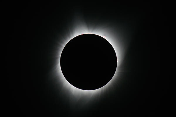 Countdown to the eclipse: Across the country, Americans wait for the sky to darken