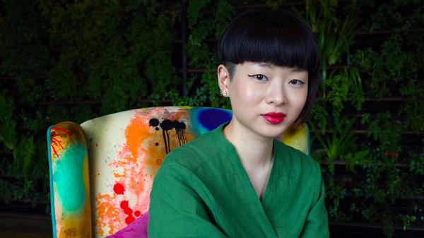 At work: Thierry Chow, the fashionable feng shui expert