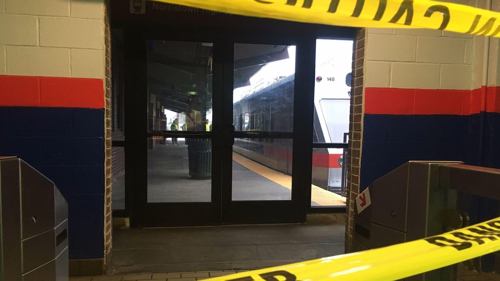 Train crashes in Philadelphia, injuring 42
