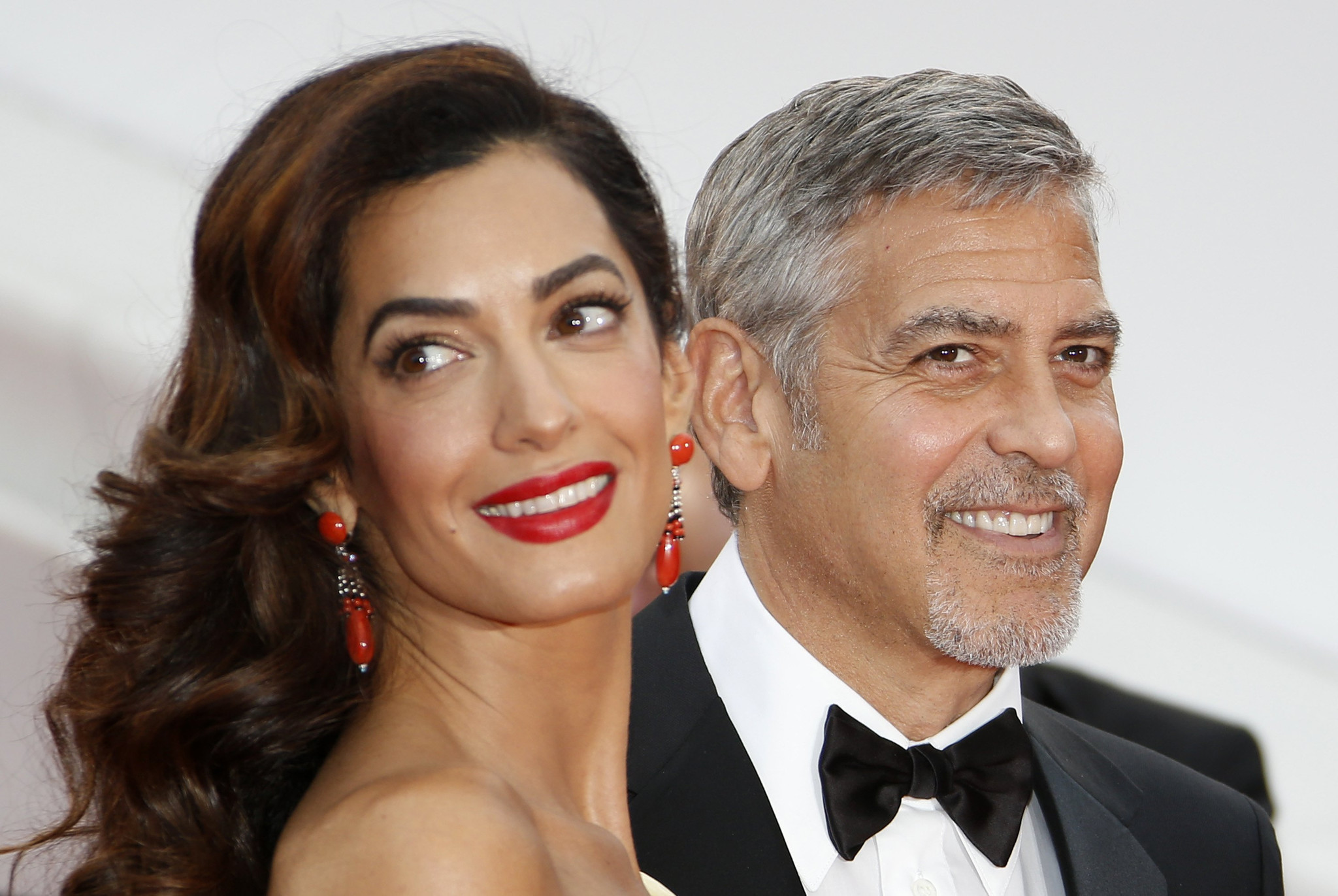 George and Amal Clooney's justice foundation gives $1-million grant to combat hate groups