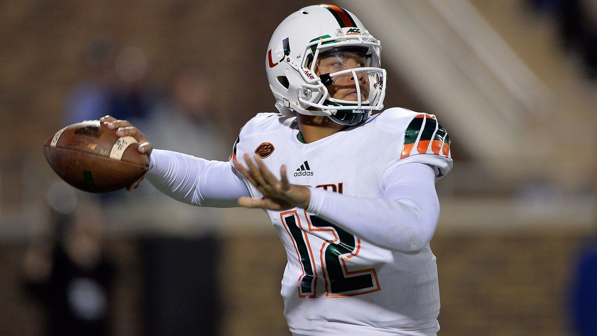 Miami Hurricanes coach Mark Richt names redshirt junior Malik Rosier starting QB