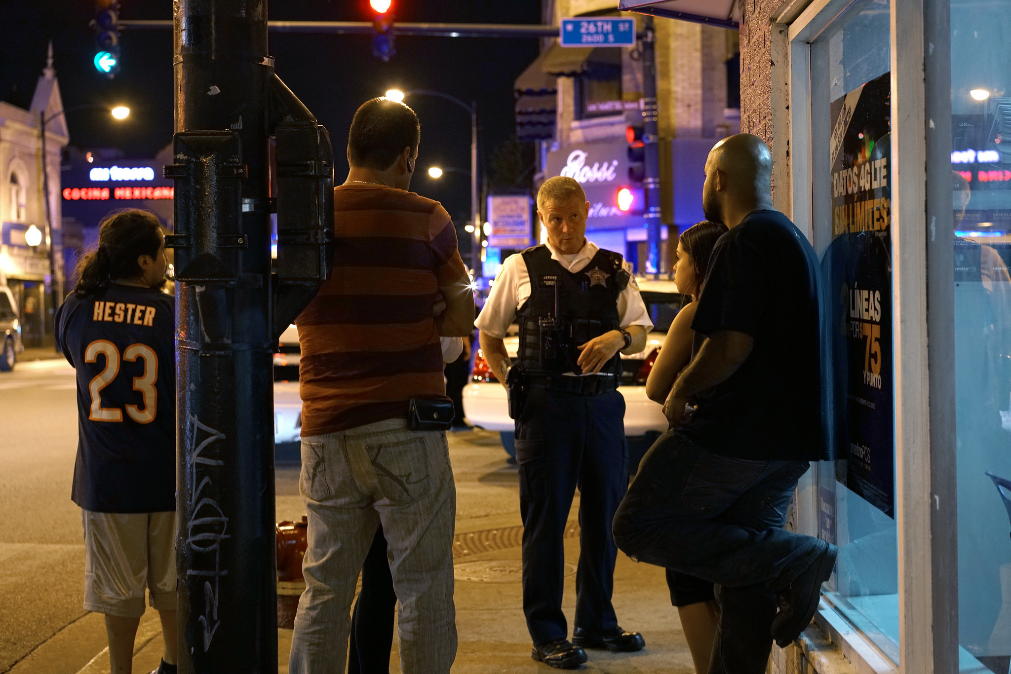 No one hurt when police officers fire shots in Little Village
