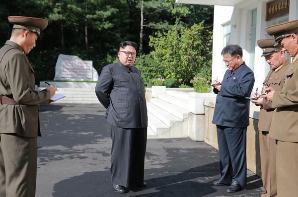 China denounces U.S. sanctions on North Korea trade