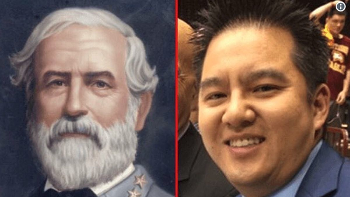 ESPN pulls broadcaster from Charlottesville game because his name is Robert Lee