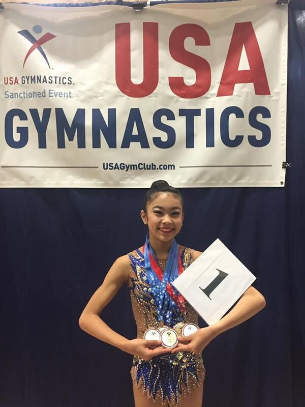 Level 9 champion Jessica Tijam
