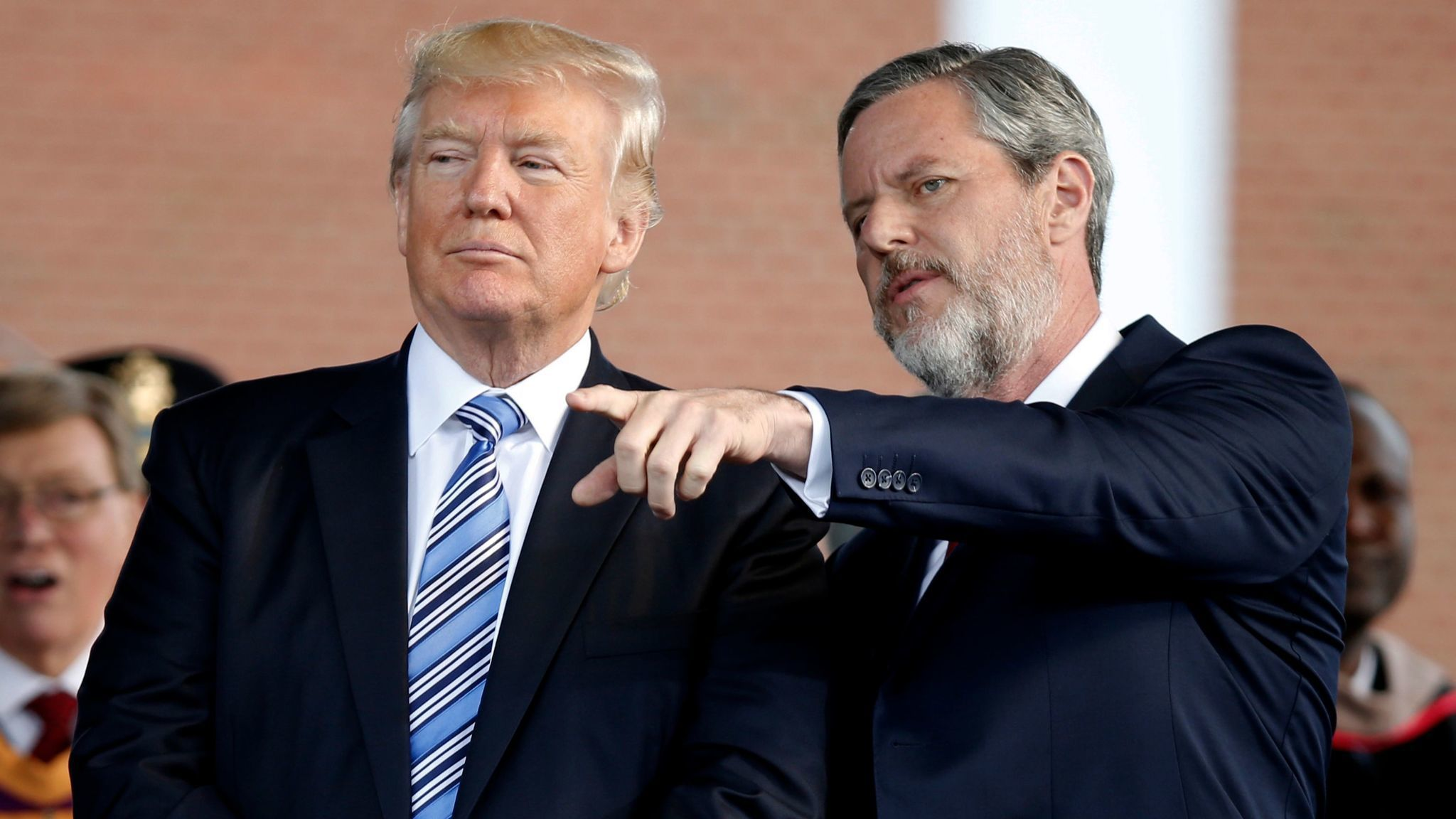 What Opposition Now Stands For >> Under Trump, evangelicals show their true racist colors - LA Times