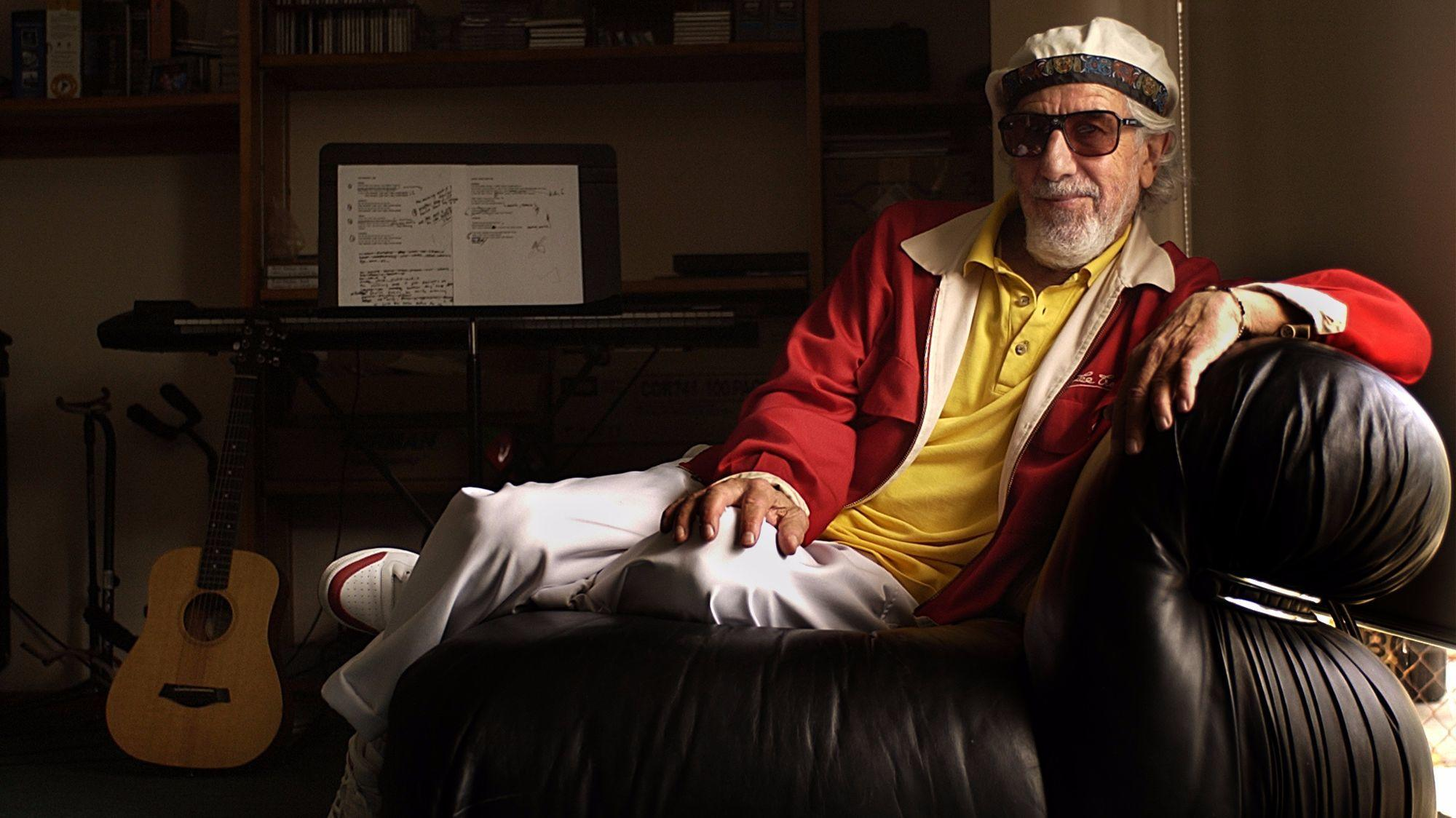 Lou Adler helped create Southern California pop culture in the 1960s, including surf and car music and folk rock. (Wally Skalij / Los Angeles Times)