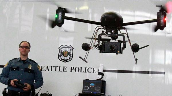 Should the LAPD test drones? Police get an earful from the public.
