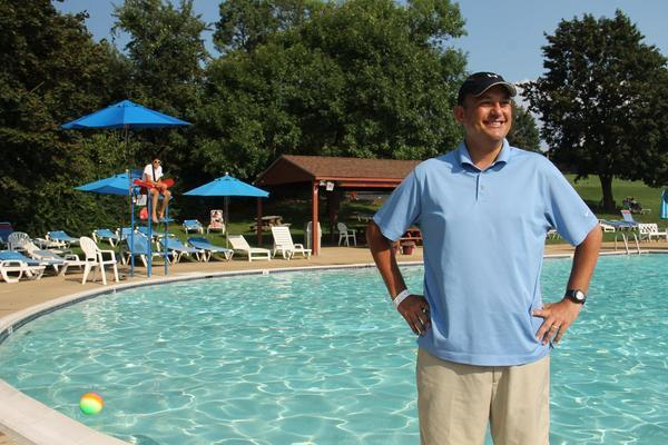 Quick Response To Member 39 S Heart Attack Sparks Cpr Training At Cockeysville Swim Club