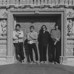 The band Allah-Las. (Aaron Giesel)