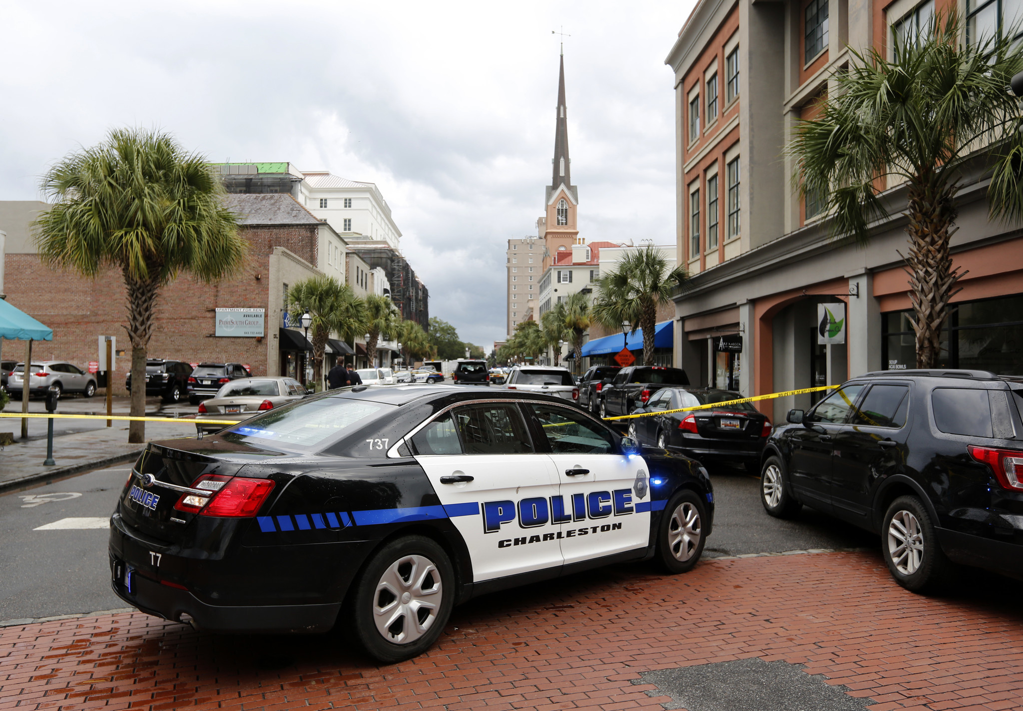 Fired Dishwasher Kills Chef At Charleston S C
