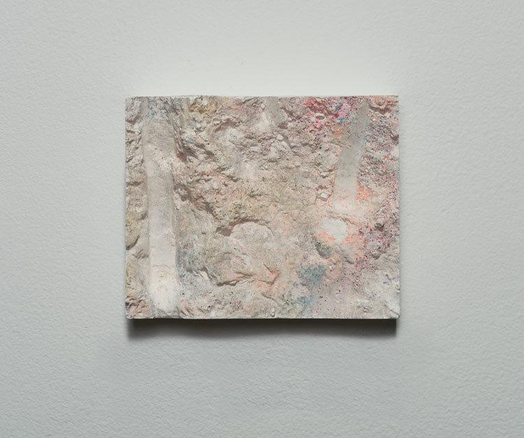 "Zarouhie Abdalian, ""from Chalk Mine Hollow (VI),"" 2017."