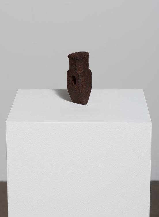"""Zarouhie Abdalian, """"Brunt (II),"""" 2017."""