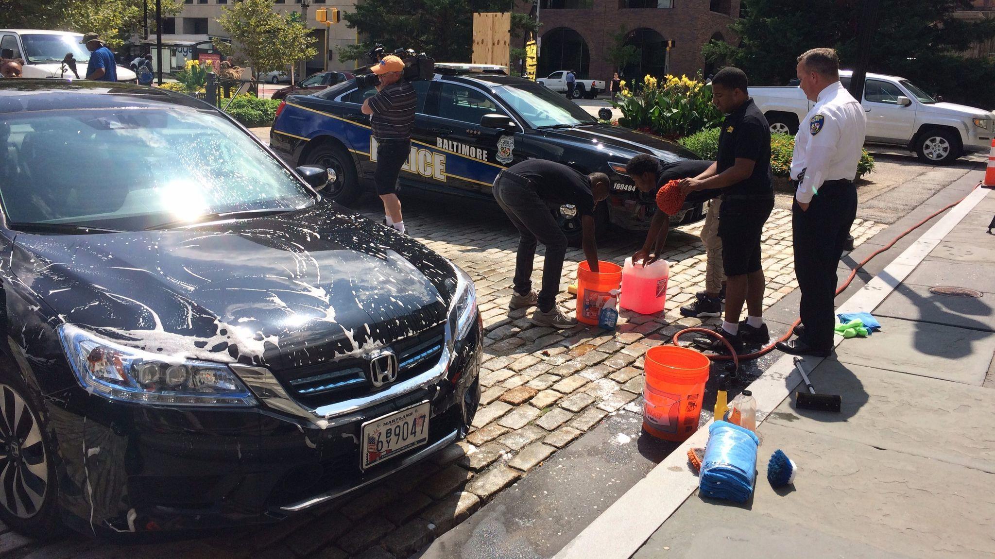 Car Wash In Anne Arundel County