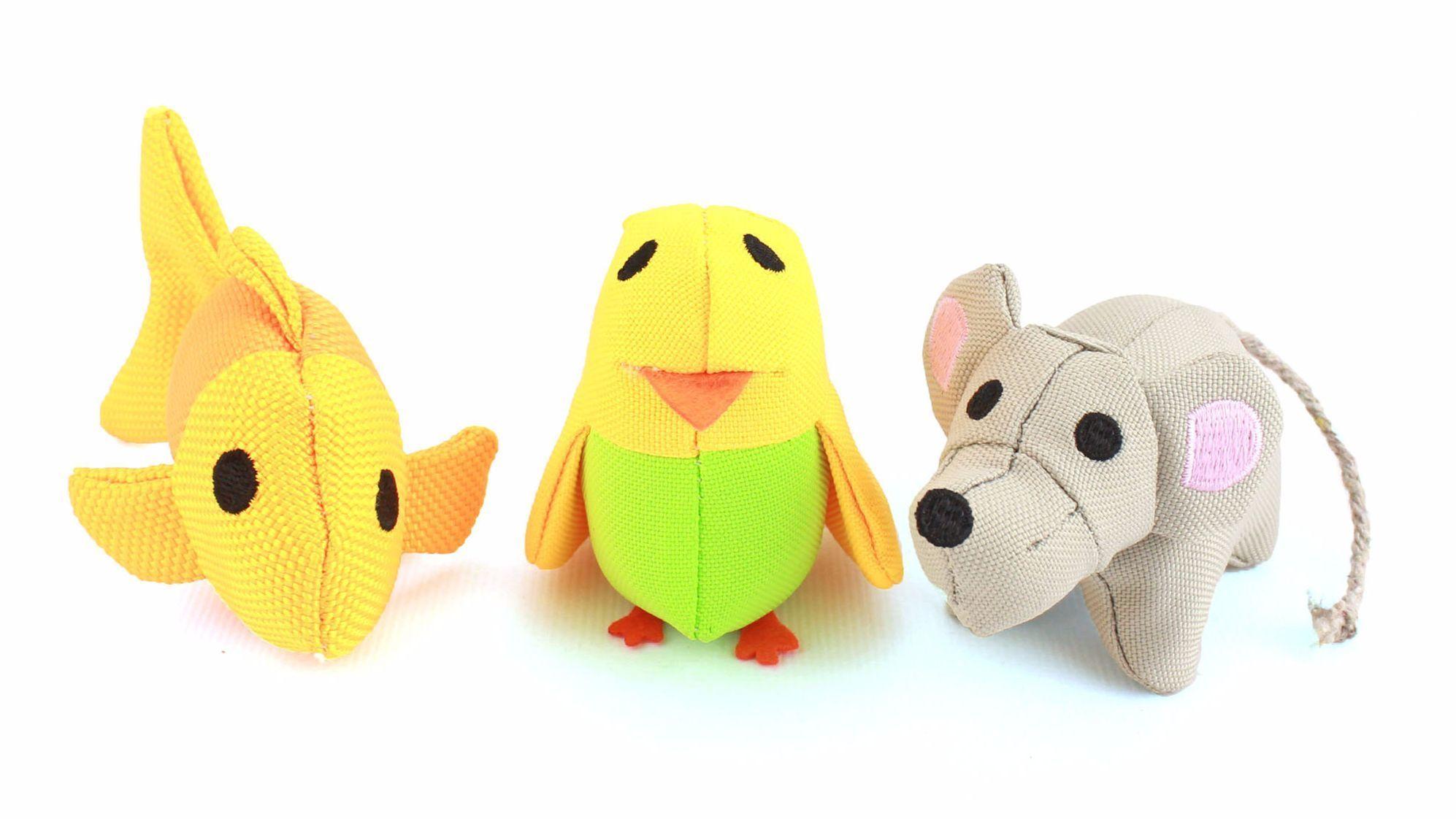 Beco's cat toys