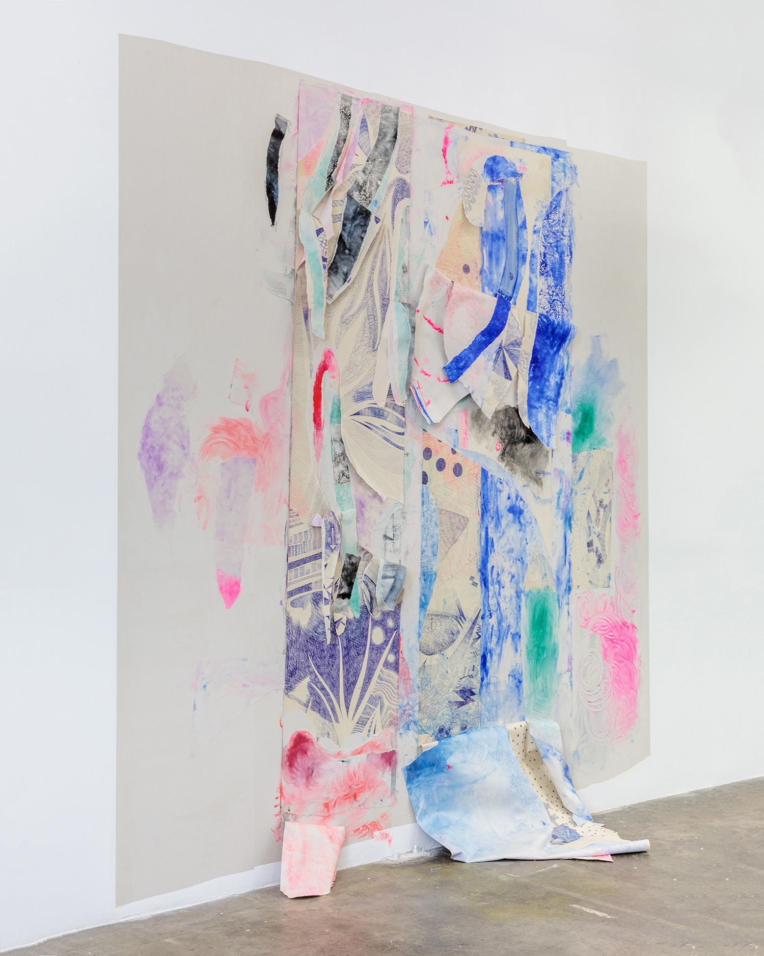"From ""Ludovica Gioscia: Infinite Present"" at Baert Gallery."